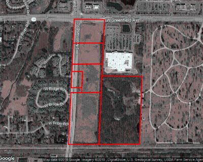 34 Acres Available For Development
