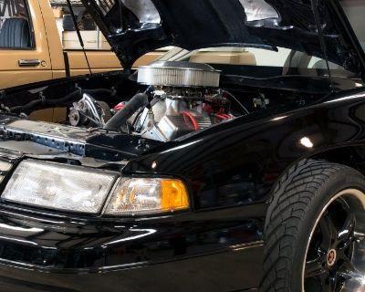 1993 Pro Street Lumina Z/34 406 SBC