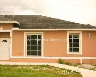 Affordable Lehigh Acres 2 Bed 2 Bath Duplex