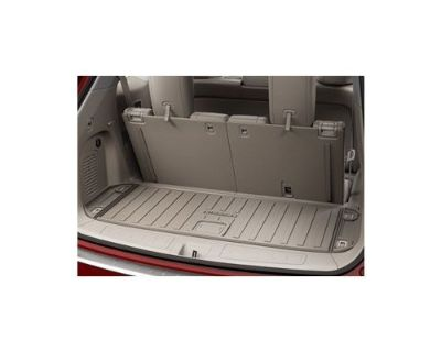 2013 Nissan Pathfinder Almond Cargo Area Protector - 999c3-xz101