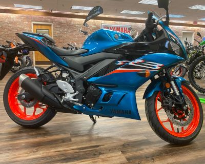 2021 Yamaha YZF-R3 ABS Supersport Statesville, NC