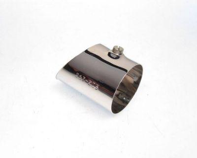 Vw Rabbit Jetta Diesel & Scirocco New Bosal Brand Chrome Exhaust Tip 267-205