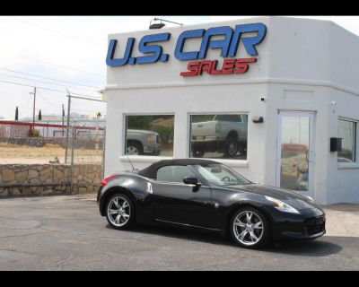 2012 Nissan 370Z 2dr Roadster Auto Touring