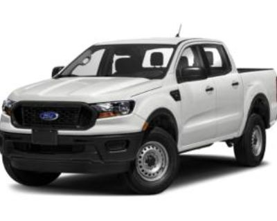 2020 Ford Ranger XL 4WD SuperCrew 5' Box