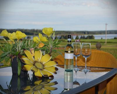 Tranquility & Relaxation with gorgeous waterview -Near Ntl Park Beach & Trails - Saint Peters Bay
