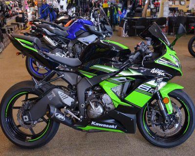 2016 Kawasaki Ninja ZX-6R ABS KRT Edition Supersport Clearwater, FL