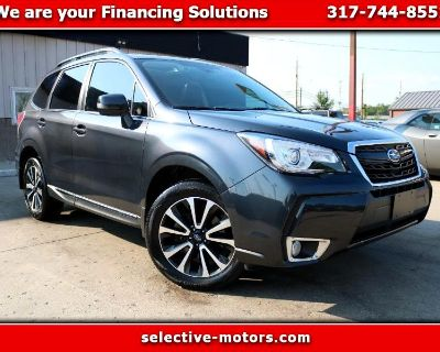 Used 2017 Subaru Forester 2.0XT TOURING W BROWN INTERIOR