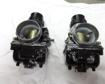 Yamaha Rd 350 Carb's Or Carburetor's 1973-1975 With New Kits
