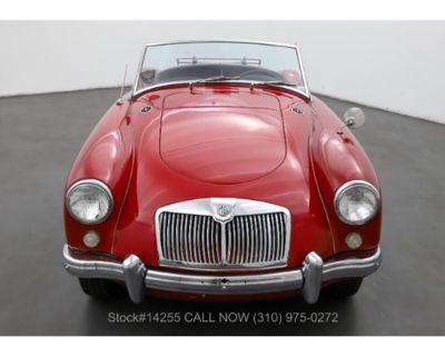 1956 MG Antique