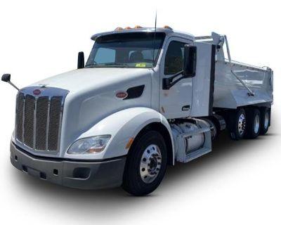 2017 PETERBILT 579 Dump Trucks Truck