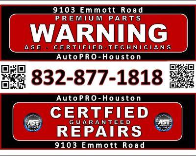 Transmission and Engine Repair Shop   Houston TX