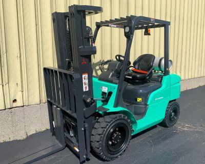 2021 Mitsubishi Forklift FG30N