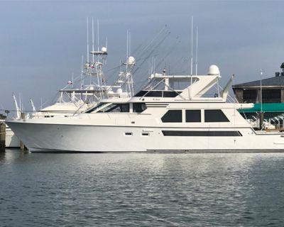 1995 Tollycraft 57 Motor Yacht