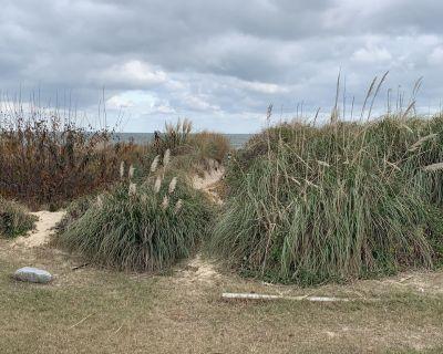Sandy Dunes BeachFront Cottage - Beach Front - Norfolk