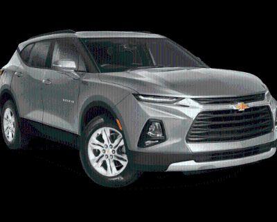 New 2021 Chevrolet Blazer LT FWD Sport Utility