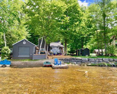Cordova Lake House - Sleeps 8 - Havelock-Belmont-Methuen
