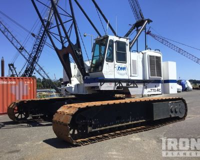 1984 (unverified) Lima 770 HC Lattice-Boom Crawler Crane
