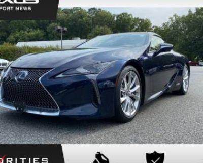 2018 Lexus LC LC 500h