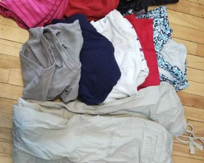 Small Maternity lot summer clothes $20
