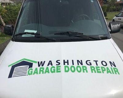 Washington Garage Door Repair