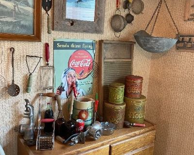 Vintage, Antiques and More