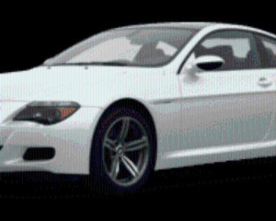2007 BMW M6 Standard