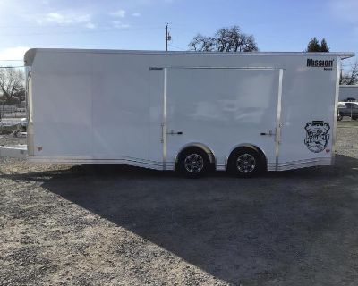 2021 Mission MCH 8.5X22 Car / Racing Trailer