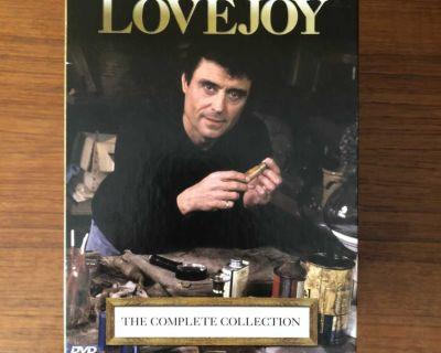 LOVEJOY Complete Seasons 1-6 + Christmas Specials 22 Discs HTF Ian McShane