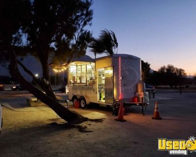 2016 Food Concession Trailer / Used Mobile Kitchen in Great Shape