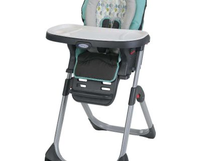 EUC Graco DuoDiner - the best highchair!