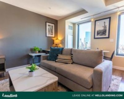 45 Stuart St.1532 #2702, Boston, MA 02116 Studio Apartment