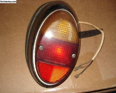 Euro Tail Light Lens/housing