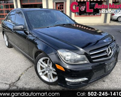 Used 2014 Mercedes-Benz C-Class 4dr Sdn C 250 Sport RWD