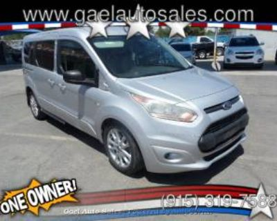 2014 Ford Transit Connect Wagon XLT with Rear Liftgate LWB