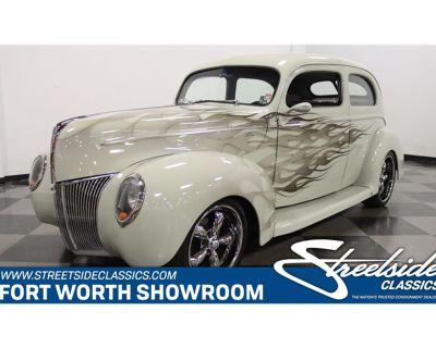 1940 Ford Tudor