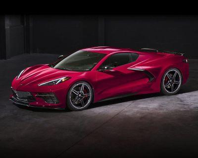 Pre-Owned 2020 Chevrolet Corvette Stingray