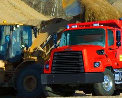 Construction equipment & dump truck loans - (All credit types)