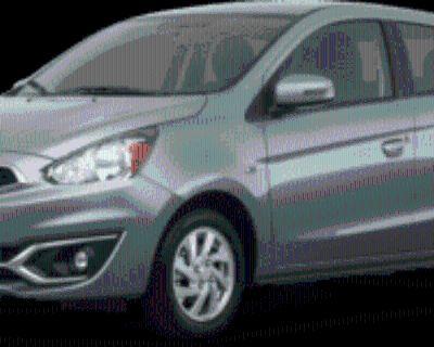 2020 Mitsubishi Mirage LE