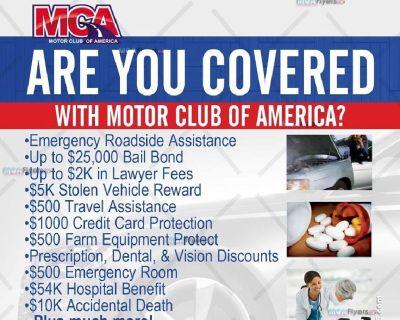 Roadside Assistance Memberships