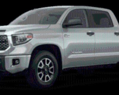 2019 Toyota Tundra SR5 CrewMax 5.5' Bed 5.7L 4WD