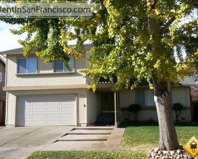 House for Rent in San Jose, California, Ref# 2455682