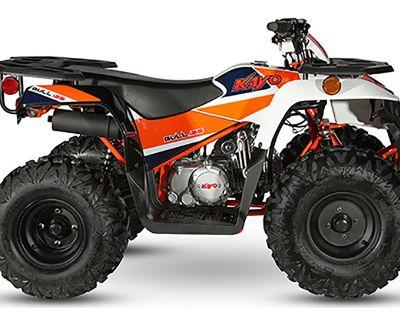 2021 Kayo Bull 125 ATV Utility Portland, OR