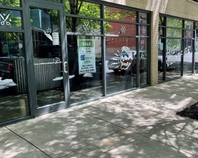 Downtown Retail Condo For Lease