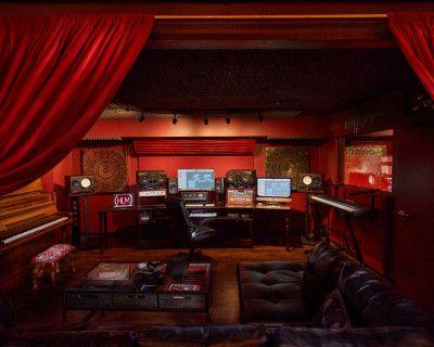 Innovative and Modern Recording Studio, Hemet, CA
