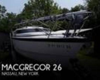 26 foot MacGregor 26