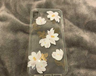 iPhone XS / X Max phone case