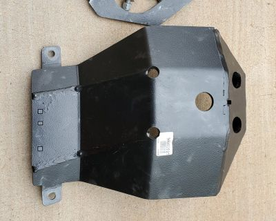Arizona - Rough Country Jeep M210 Jeep M210 Front Diff Skid Plate (18-21 Wrangler JL) $49.99