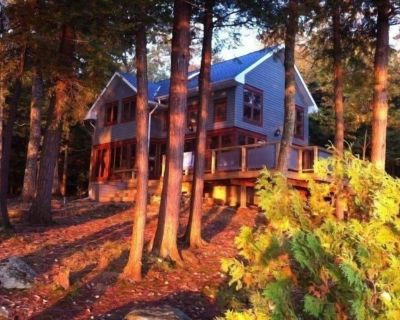 Very Private 7 Bedroom Executive Retreat On 5 Acres Of Muskoka Forest - Bala