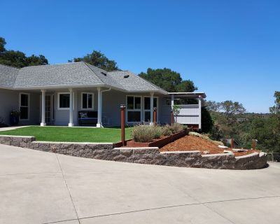 Hilltop Home, Great for Entire Family - Atascadero
