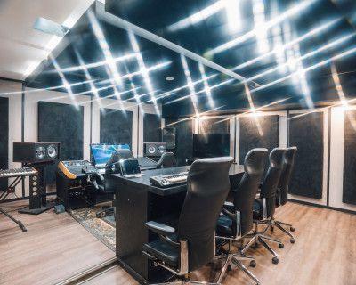 Private, Boutique Recording Studio off Ventura, Tarzana, CA